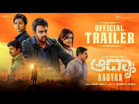 Aadyaa Official Trailer