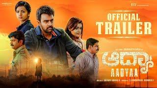 Aadyaa Trailer