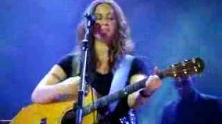 Alanis Morissette - In Praise Of The Vulnerable Man LIVE