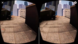 VR Headset/fear of heights
