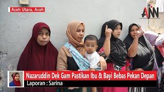 Nazaruddin Dek Gam Pastikan Ibu dan Bayi Bebas Pekan Depan