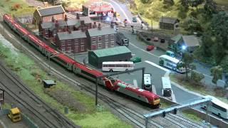 Alsager Model Railway Exhibition 2019   Part 1