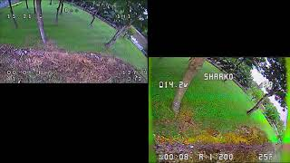 Quick FPV Race with Bao