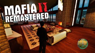 if Mafia 2 was Remastered 4k Textures 2020 Graphics