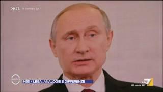 Russia, Pini (Lega): Noi siamo filo-buonsenso, Putin ha dato risposte concrete ai suoi cittadini