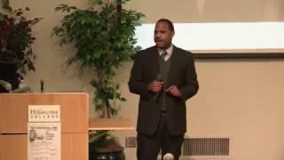 MLK Week 2017: Dr. Derrick Brooms
