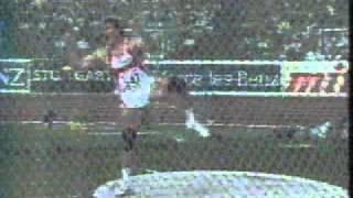 Jurgen Schult World Championships 1991