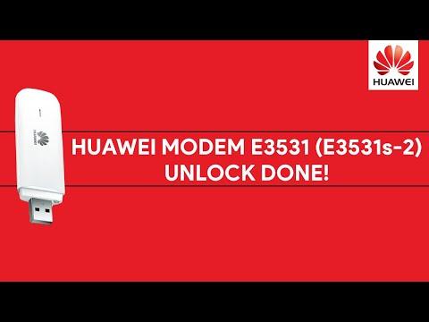 Huawei Modem E3531 (E3531s-2) Unlock Done! - [romshillzz]