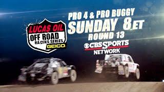 Pro4/Pro Buggy Round 13 Promo