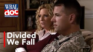 """Military Divorce on the Rise - """"Divided We Fall"""" - A WRAL Documentary"""