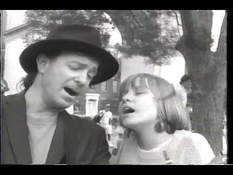 Frenchy Burrito And The Folk Pistols - Washington Square - Homeless Hearts