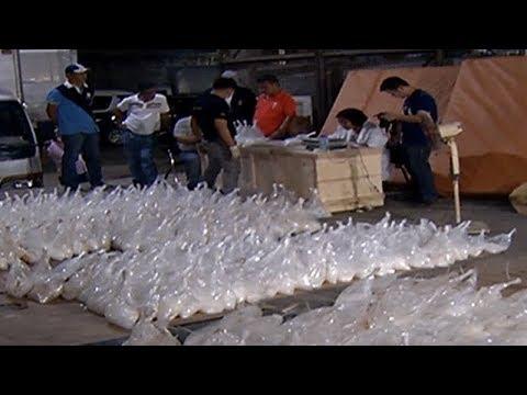Suspect sa P6.4-B shabu shipment case, tinangka raw tumakas