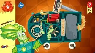 Фиксики Мастера - Чиним разные приборы вместе! Мультик игра для детей (1 серия)
