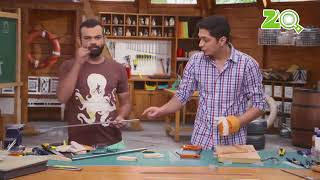 Pinball Game - Smart New Ideas - Learning Tricks - Engineer This Hindi Tv Series - Zeekids