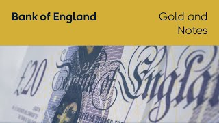 The £20 paper banknote – key security features