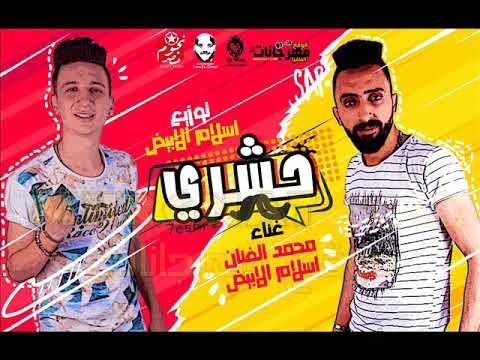 مهرجان حيشرى - محمد الفنان و اسلام الابيض تيم نجوم مصر | توزيع اسلام الابيض 2018