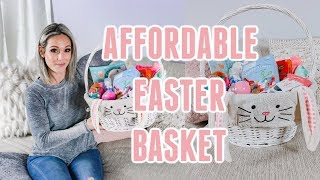WHAT I GOT MY CHILD FOR EASTER 2019| AFFORDABLE TODDLER EASTER BASKET IDEAS| Tres Chic Mama