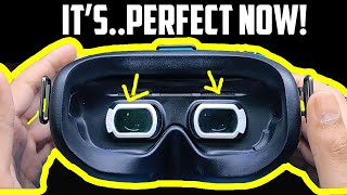 Glasses wearers rejoice! The best DJI FPV Goggles Corrective lenses