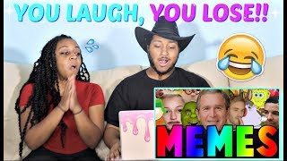 """TRY NOT TO LAUGH """"BEST MEMES COMPILATION V43""""!!!"""