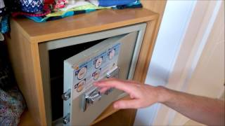 How to Operate a Hotel Room SAFE