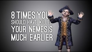 8 Times You Should Have Killed Your Nemesis Much Earlier, Saved Hassle