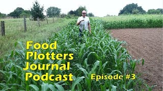 Episode #3 - Plot Screen, When to Mow Clover and Cereal Rye, Best Use for Mineral Tips