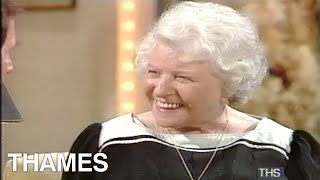 Irene Handl Interview | British Actress | Des O'Connor Tonight | 1987