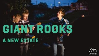 Giant Rooks - New Estate video