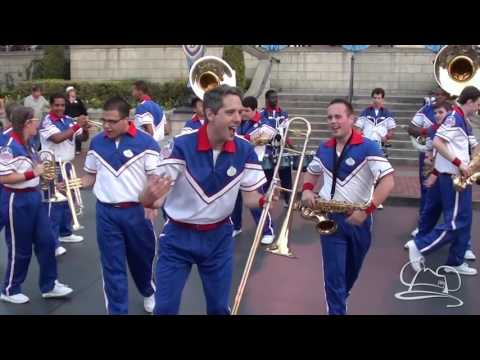 This was a solo that I had with the All American College Band this past summer. Solo starts at 9:10