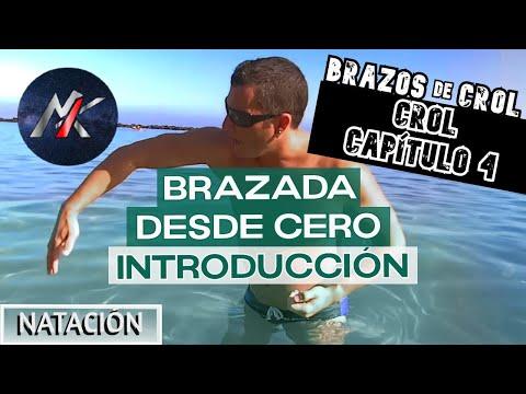 APRENDER A NADAR 1x05 (1/4): Brazada de Crol
