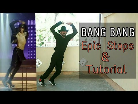 Bang Bang Dance Steps Tutorial