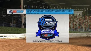 Down Under Graphics Sprintcar Summer Series - Round 4 | Kholo.pk