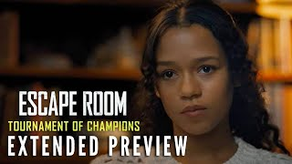 ESCAPE ROOM: TOURNAMENT OF CHAMPIONS - First 10 Minutes!   Now on Digital