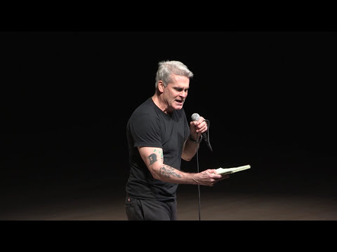 Henry Rollins - Critical Conversations