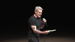Henry Rollins speaks at Soka University of America about the importance of being a global citizen.