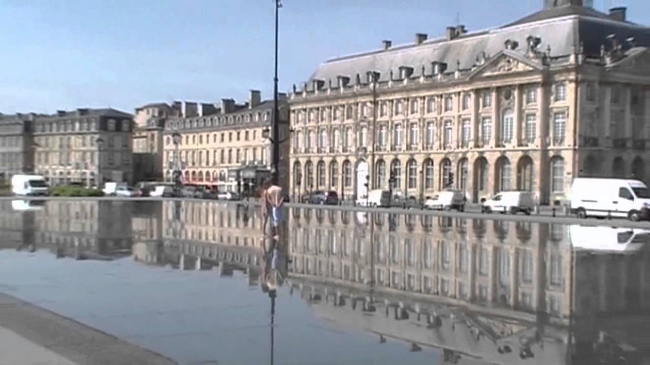 Bordeaux au printemps, vu par Daniel (ES)