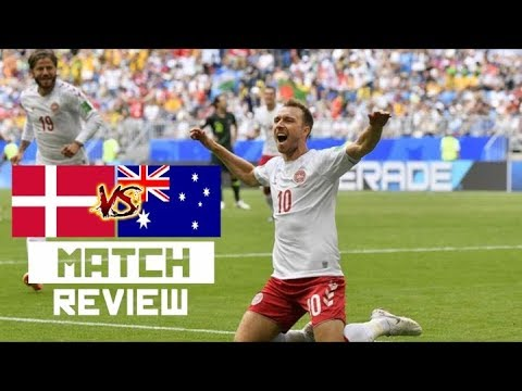 Denmark vs Australia - 1:1 - Reaction and Review