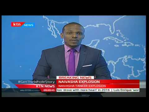 Sunday Edition: Analyzing the late night explosion on Mai Mahiu road involving a Ugandan trailer