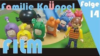 Oddbods Playmobil Film Deutsch / Kinderfilm / Kinderserie Katze