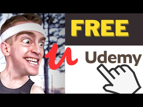 How To Get Udemy Courses For FREE in 2021
