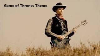 TOP 10 nej westernových písniček