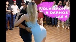 Carlos Espinosa & M Ángeles | Grupo Extra - Volvieron a Darme las 6