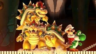 Super Mario Maker - Expert 100 Mario Challenge #3