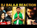 Rj Balaji Reaction On LKG FDFS Priya Anand Nanjil Sath Nettv4u