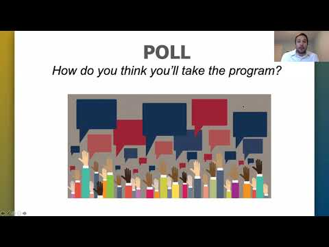 Accounting Certificate Programs Information Session - YouTube