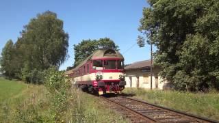 preview picture of video '854 225 Petra ve Vilémově u Šluknova'