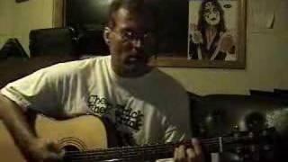 Letter To Laredo - Joe Ely (Cover)