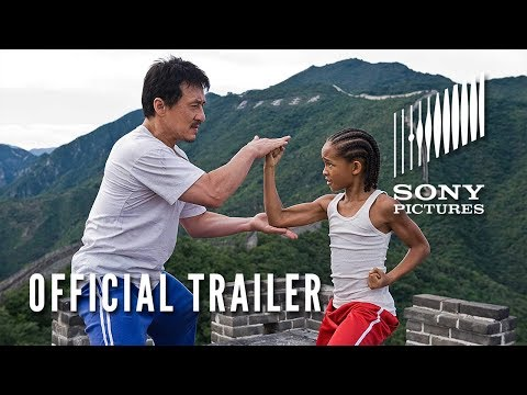 THE KARATE KID - Official Trailer (HD)