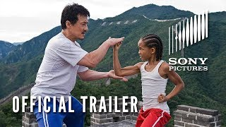 The Karate Kid Movie Trailer