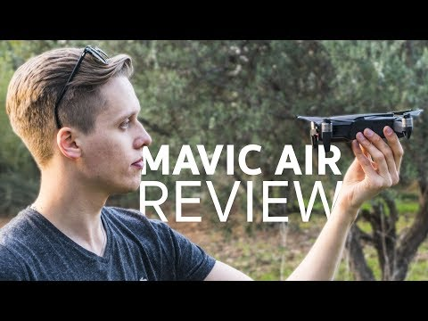 DJI Mavic Air | Everything you need to know!